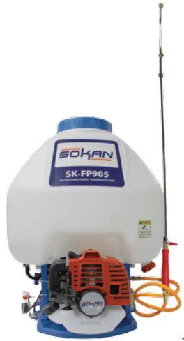 fumigadora de espalda fp905 sokan