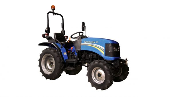 Tractor 26-4WD